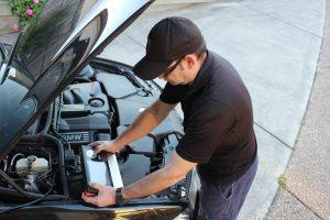 Mobile-mechanic-test-equipment