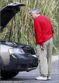 don't try car repair at home
